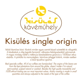 Kisülés Single Origin - 200g